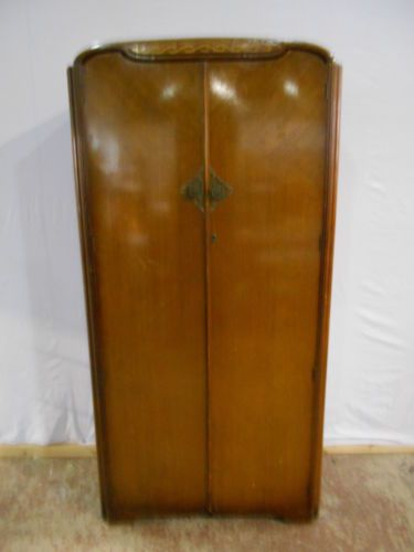 Vintage -1960. very nice interior shelves. a little small. sold by fusion emporium. ***
