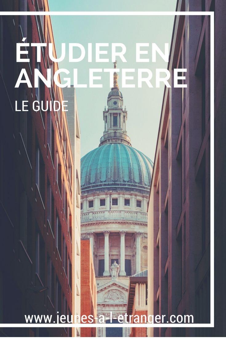 Le guide pour partir étudier en Angleterre - Tout savoir sur les études au Royaume-Uni : comment partir, quel budget, les démarches administratives.