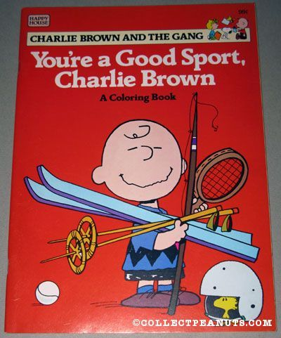 173 best Charles M. Schulz - Coloring Book images on Pinterest ...