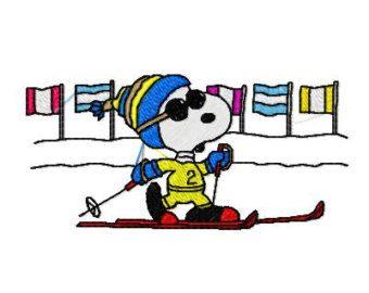 snoopy-clipart-skiing-2.jpg (340×270)