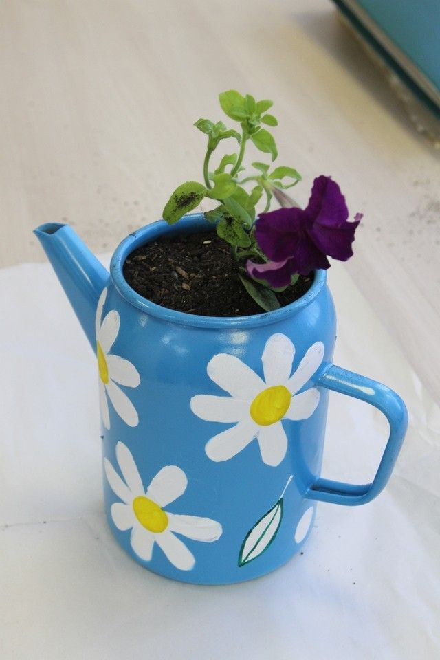 Клумба, кашпо, украшение для дома и сада // Flowerbed, pots, decoration for home and garden