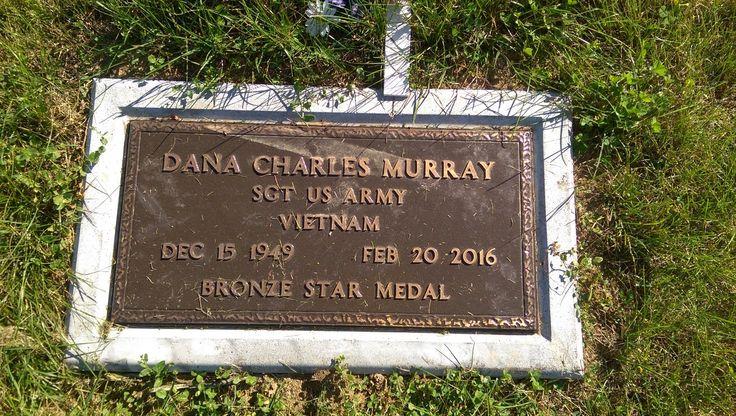 Dana Charles Murray