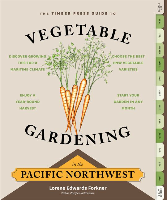 Vegetable Gardening in the Pacific Northwest/.  Christmas gift for me? :-)