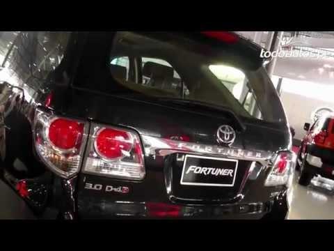 Toyota Fortuner Miyabi 2014 สวยหรู ดี มีระดับ