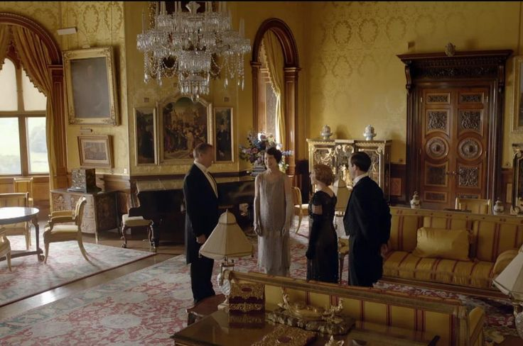 Major spoilers, crying, and sassy Dowager Countess lines ahead.