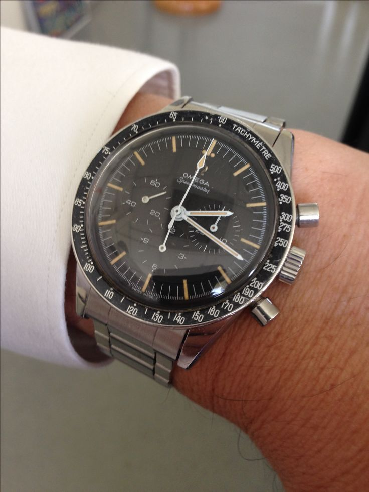 """Omega speedmaster 105003-65, """"Ed White"""", ma favorite..."""