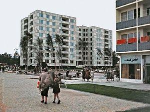 Alvar Aalto - Hansaviertel - Berlin - 1957