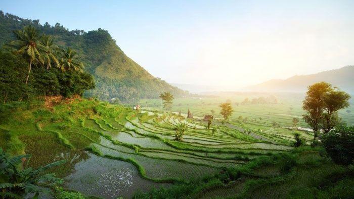 32 Foto Pemandangan Pedesaan Yg Indah Bogor Pada Awal Pendiriannya Di Jaman Kolonial Bernama Buitenzorg Berarti Tanpa Di 2020 Pemandangan Hidden Beach Bali Indonesia