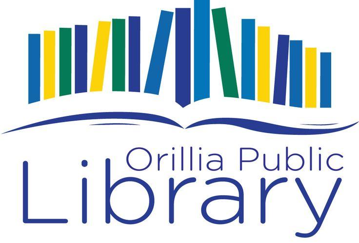Orillia Public Library Logo (Orillia, Ontario)