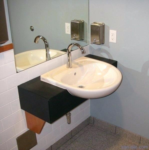 Handicap Bathroom Sink Handicapped Sinks Handicap Bathroom Sink Handicap Accessible Bat Accessible Bathroom Handicap Bathroom Design Accessible Bathroom Design