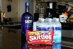 Skittles Vodka recipe pictures