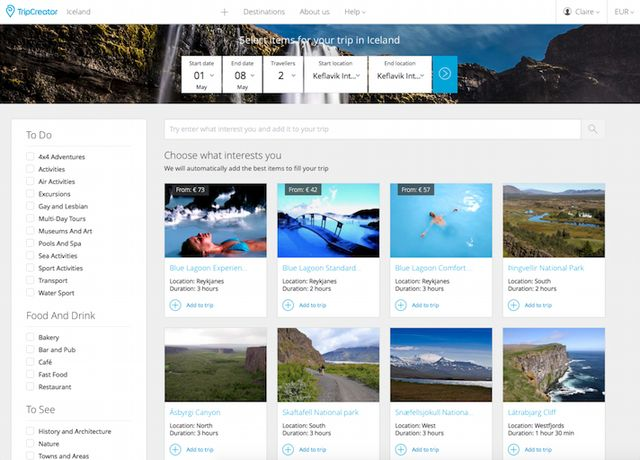 Plan the Perfect Itinerary with TripCreator | The Blonde Abroad | Bloglovin'