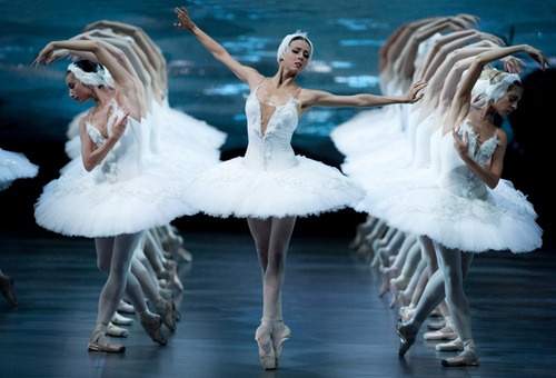 """Swan Lake the famous ballet by Pyotr Ilyich Tchaikovsky. This is the visionary retelling of various classic Russian fairy tales and even inspired the Oscar winning film """"The Black Swan"""""""