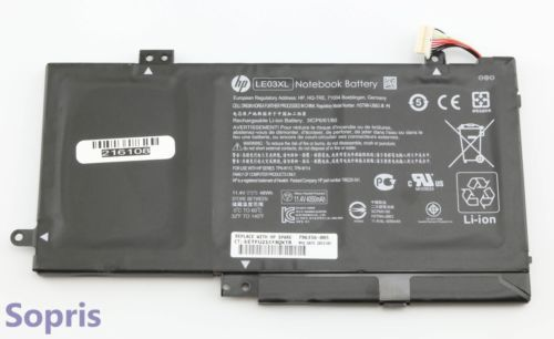 796356-005-HP-M6-W015DX-3C-48WHr-4-2AH-LE03XL-Battery-New-Original