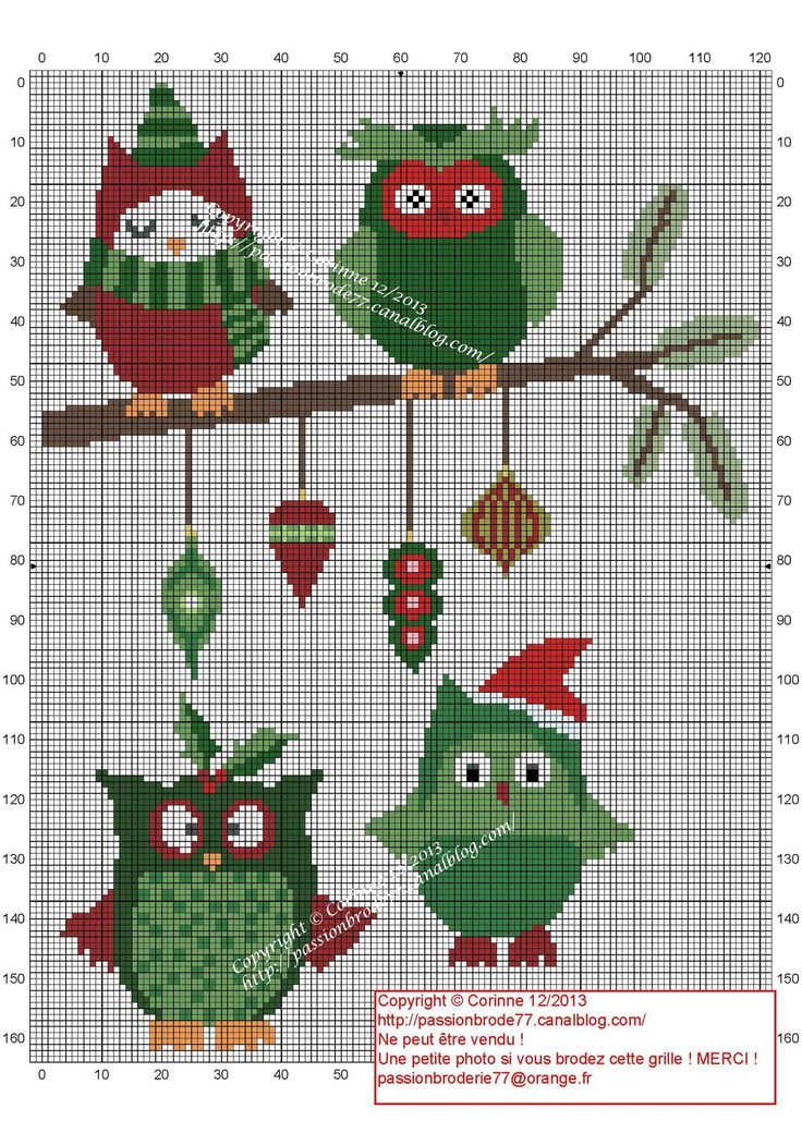 Cross stitch *<3* Free du Samedi ! - Mes petites croix et moi !