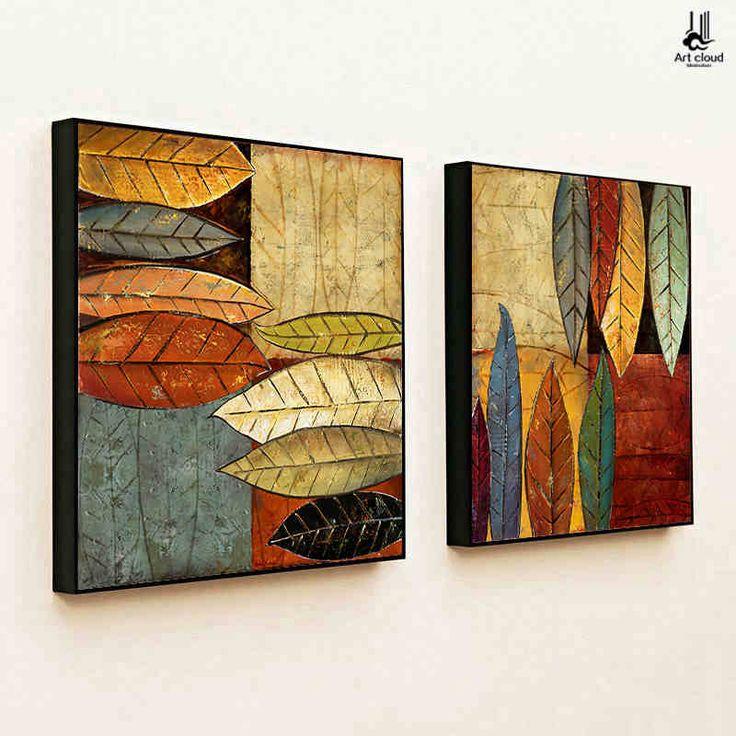 Облако творческий абстрактные декоративные картины современный вход минималистский гостиной диван стены спальни живопись, соединяя две картины подарки - Taobao