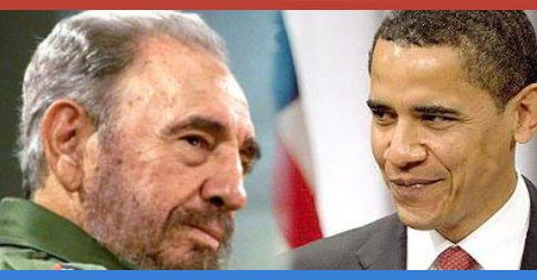 """Did you know that Fidel Castro is still alive? In a latter to the student federation at the University of Havana, Castro wrote: """"I don't trust he U.S., nor have I exchanged any words with them."""" Barack Obama doubtless saw red after hearing such an insult from the erstwhile leader of a country with which …"""