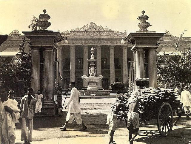 A Marble Palace, Lavishly Furnished Bengali Home