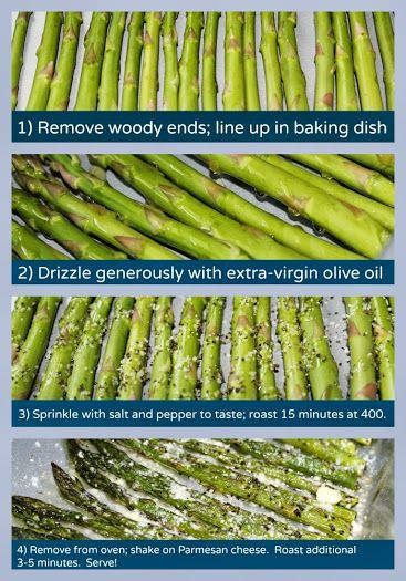 Thank you to Bertolli for providing the olive oil used to make my Parmesan Roasted Asparagus recipe.  All words and thoughts are my own. Up until the past few years, I was convinced that I didn't l...