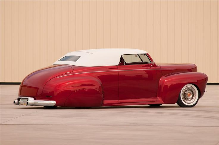 1941 ford lot 1291 barrettjackson auction company