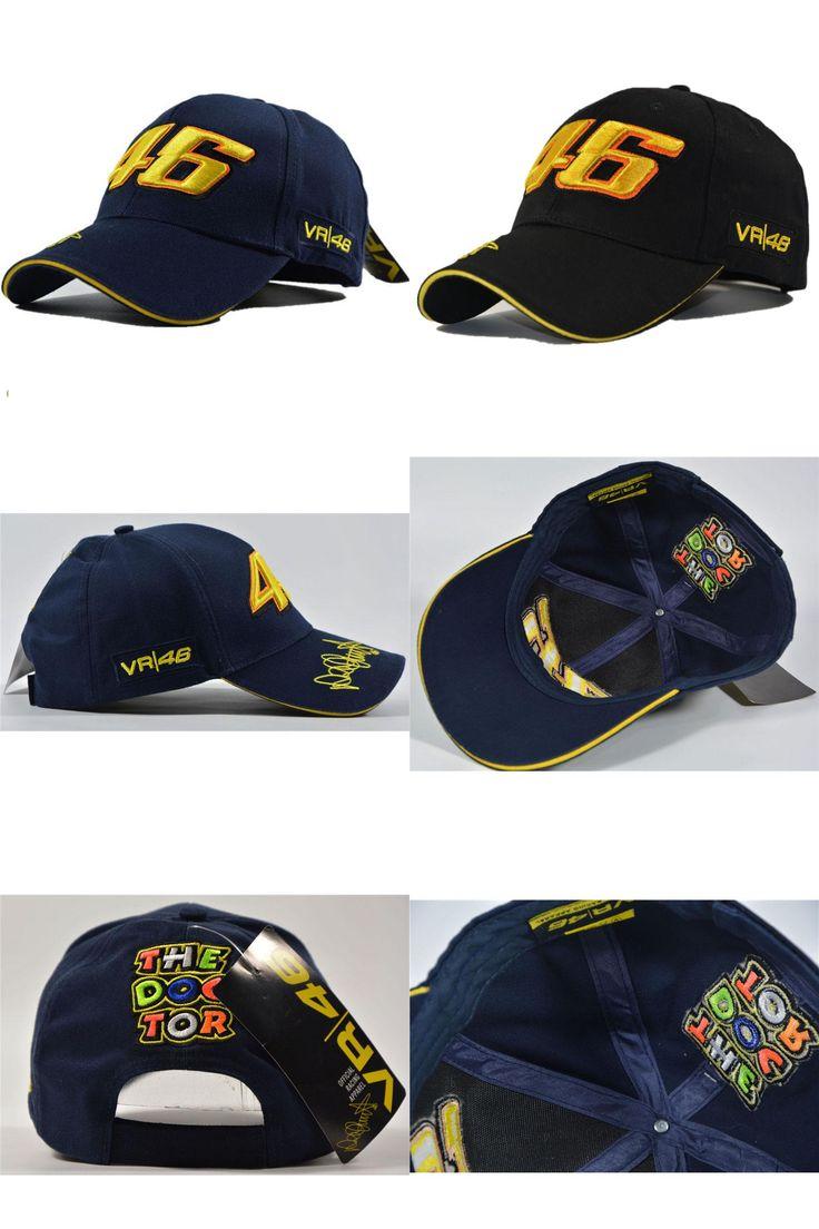 [Visit to Buy] 100% Cotton rossi vr 46 hat High quality men baseball caps moto gp racing cap snapback hat Casquette gorra bone #Advertisement
