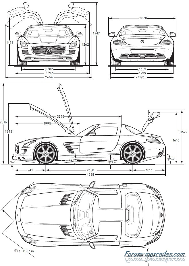 The 154 best Technical Drawings, Vehicle images on Pinterest | Cars ...