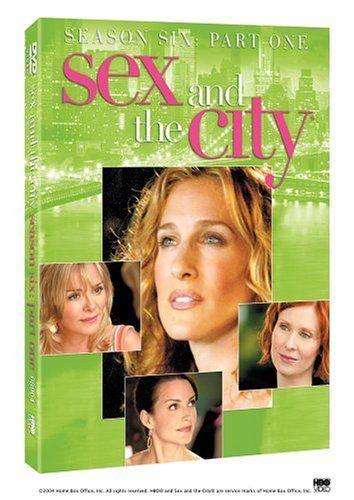 Sex and the City: The Sixth Season, Part 1 DVD ~ Sarah Jessica Parker, http://www.amazon.com/dp/B0001ENX5E/ref=cm_sw_r_pi_dp_vSyfqb1HQEAK6