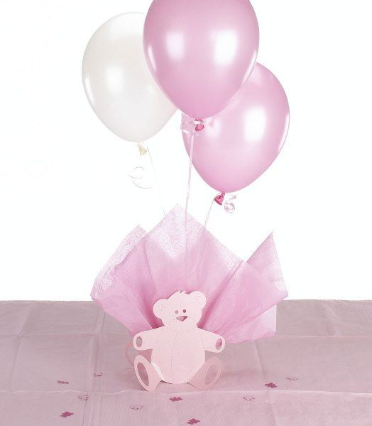 best  teddy bear centerpieces ideas on   baby shower, Baby shower invitation
