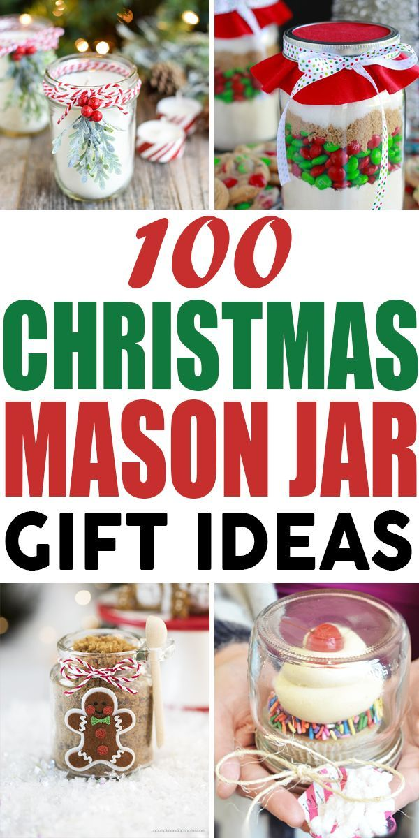 100 Diy Mason Jar Christmas Gifts That Are Creative And Thoughtful Our Habitat Christmas Jars Mason Jar Christmas Gifts Christmas Mason Jars Diy