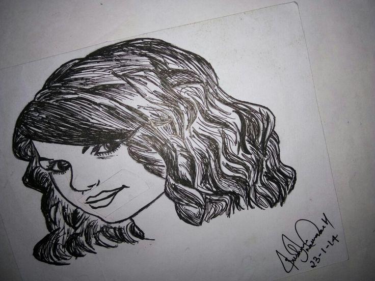 Random ink pen art✒ 23.01.2014