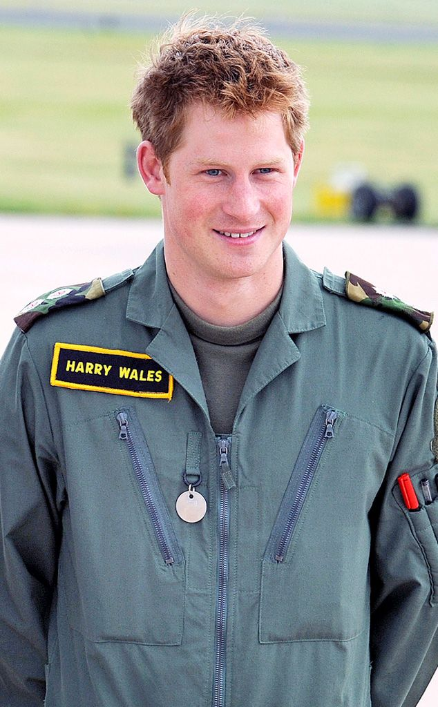 Prince Harry from Hottest Ginger Men