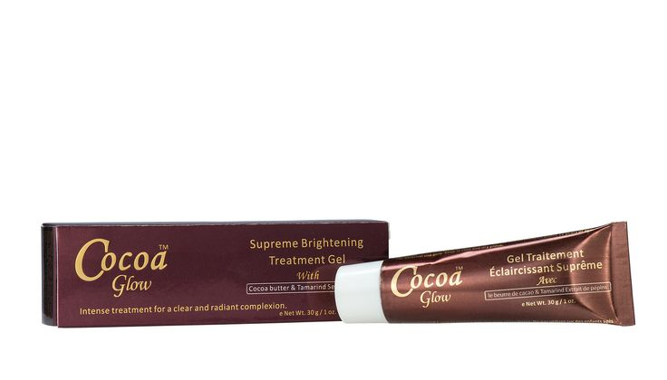 Cocoa Glow Supreme Brightening Treatment Gel With Cocoa Butter & Tamarind Seed Extract