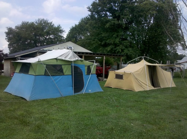 1000 Images About Canvas Tents On Pinterest