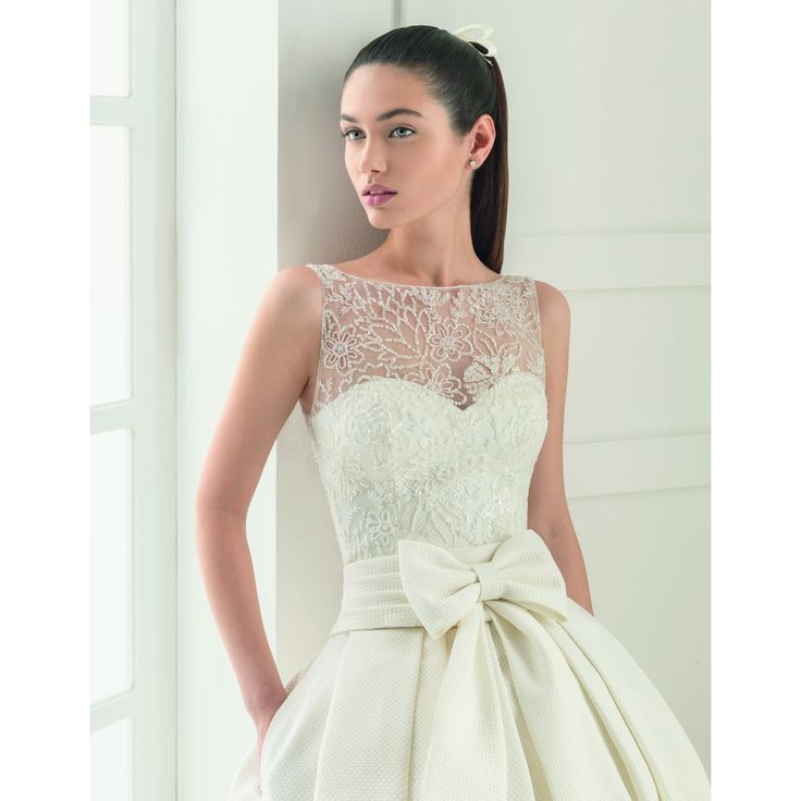 Rosa Clarà  #fiocco #sposa #bride #bridal #abitosposa2016 #nozze #matrimonio #matrimoniopartystyle #location #trovalocation #wedding #weddingconsultant
