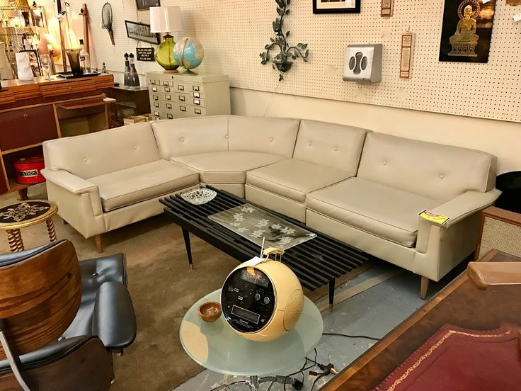 Mid Century Sofa On Sale 4 Pieces Sale Price $995 Mid Century Dallas Booth  766 Lula