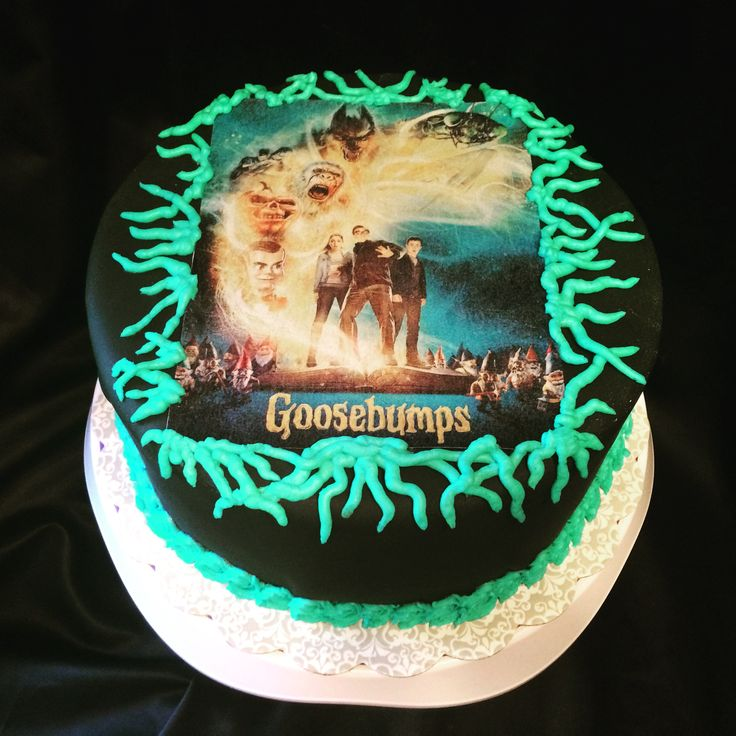 Goosebumps Cake A S Sweet Cakes Pinterest Birthdays