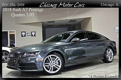 awesome 2014 Audi A7 4dr Hatchback - For Sale