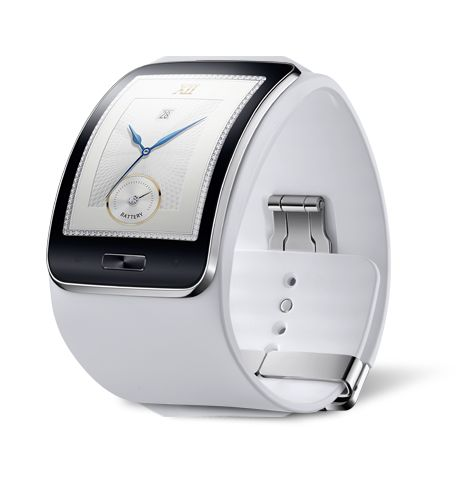 Samsung GALAXY Gear S <3 <3, Pure White <3 <3