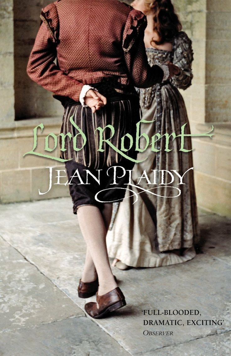 Lord Robert by Jean Plaidy