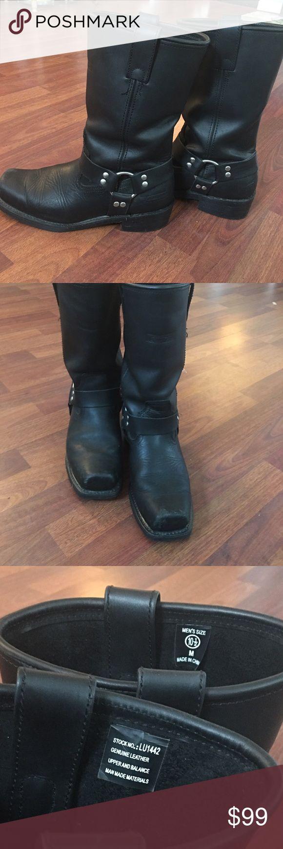 Xelement men's motorcycle boots Xelement motorcycle boots x element Shoes Boots
