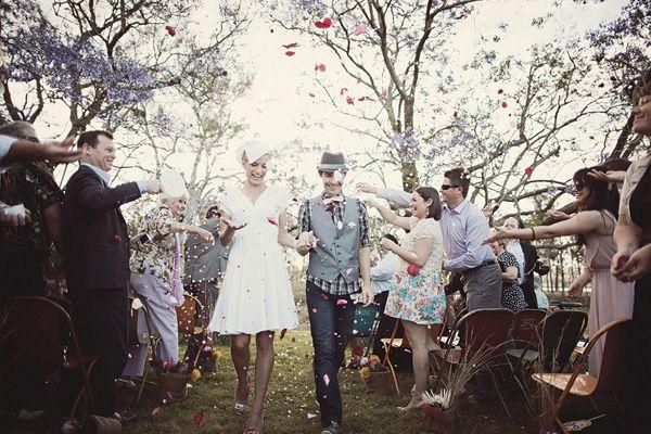 Australian Countryside Wedding