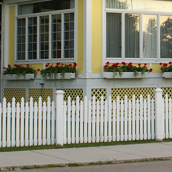 Gothic French And Fence On Pinterest