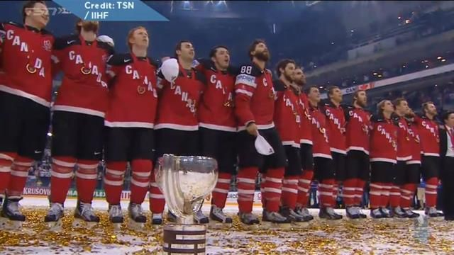 Russians could be sanctioned for leaving ice before O Canada at hockey worlds | Watch News Videos Online
