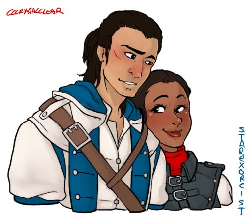 aveline and connor relationship counseling