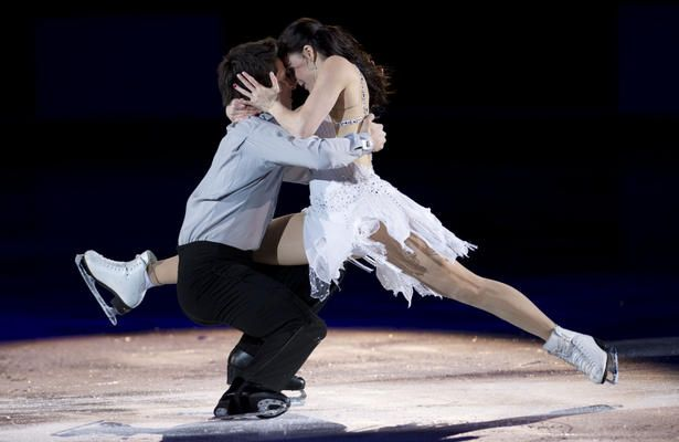 Tessa Virtue and Scott Moir - Skate Canada 2012