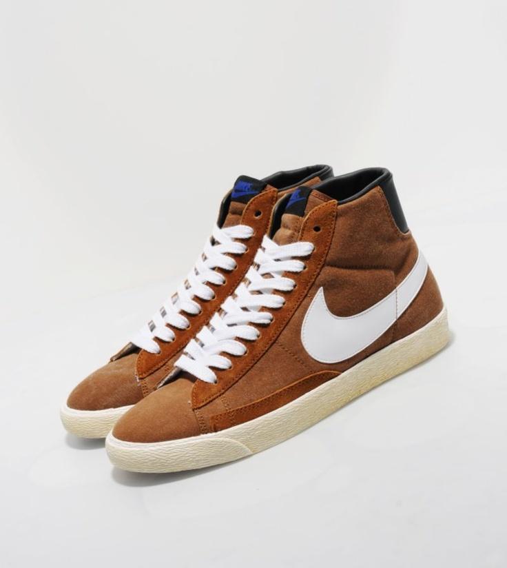Nike Blazer Mid Premium Stratifié Collection Safari Cru