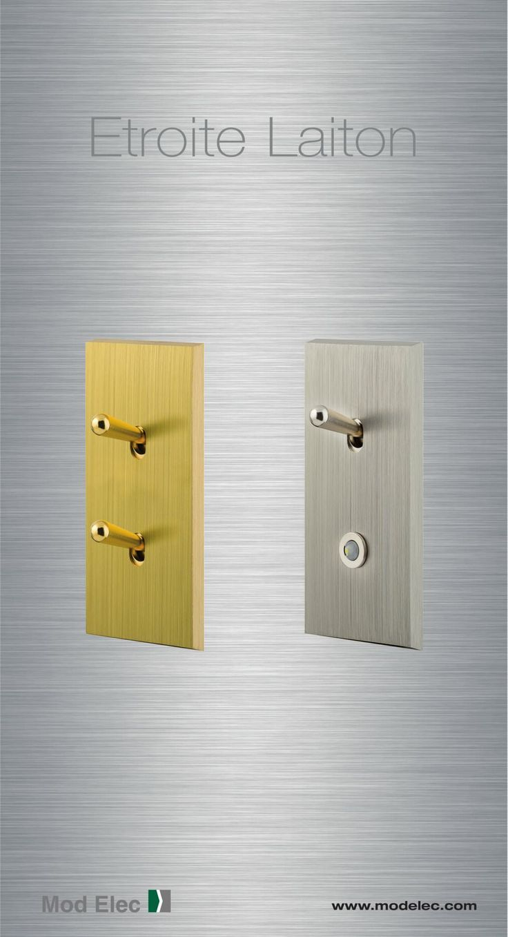 57 best Switch Interrupteurs images on Pinterest | Light switches ...