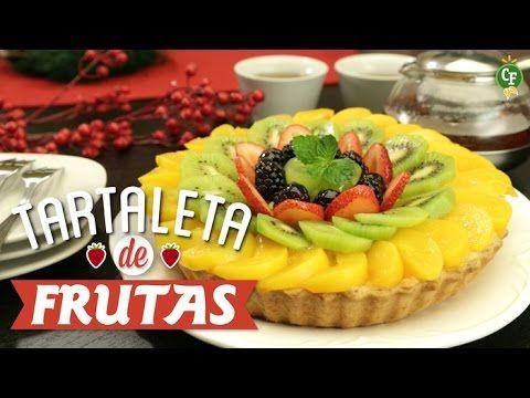 TARTALETA DE FRUTAS - Yuleida