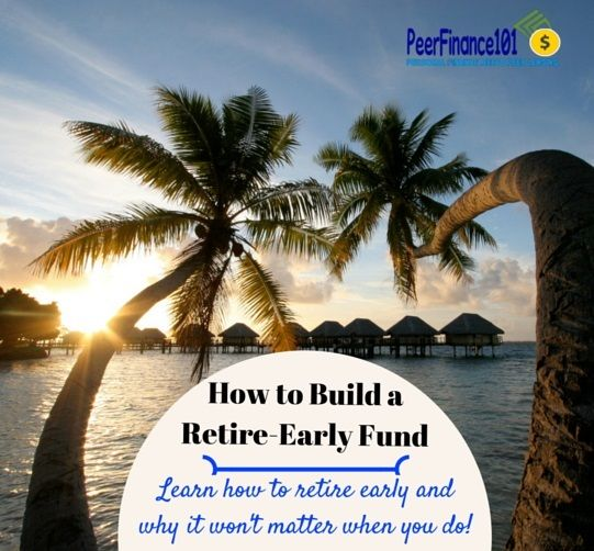 Do you dream of early #retirement and spend your days planning how to get to sandy beaches? Learn how to create a retire-early fund for your retirement planning. Learn what you can do to make retirement irrelevant and why you may never want to retire.