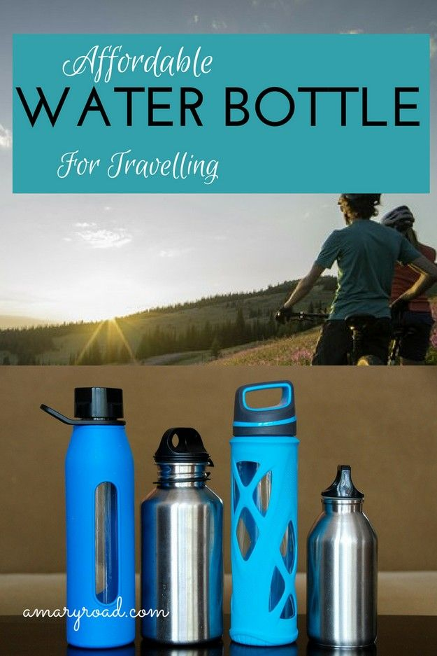2018: best filtered water bottle for travelling – must pack ...